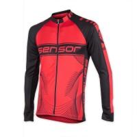 Cyklistický dres SENSOR Team dlouhý rukáv