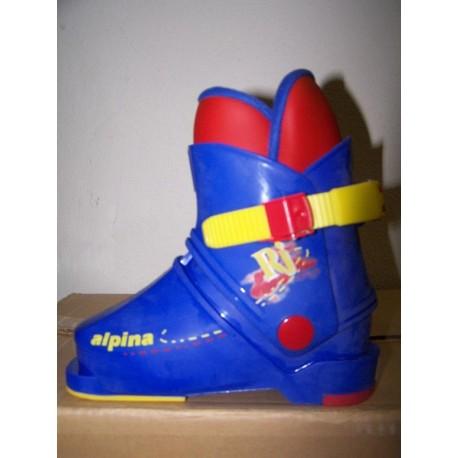 Lyžařské boty sjezdové ALPINA RJ