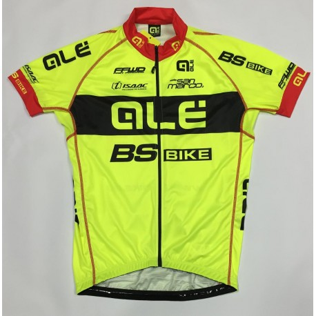 Cyklistický dres ALÉ Ultra BS Bike team