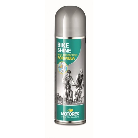 Ochranný prostředek MOTOREX Bike Shine