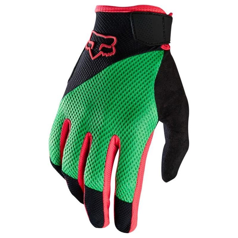 1b8f14bc02f Cyklistické rukavice FOX Reflex Gel Glove