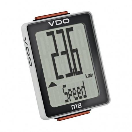 Cyklopočítač VDO M2 WR