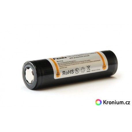 Dobíjecí baterie FENIX 18650 2600 mAh
