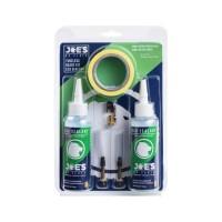 Bezdušový set JOE´S Tubeless Ready kit Eco Sealant