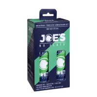 Bezdušový set JOE´S tubeless konverzní kit Eco Sealant