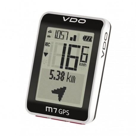 Cyklopočítač VDO M7 GPS