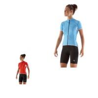 Dámský cyklistický dres GIORDANA Fusion Donna