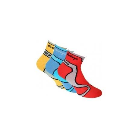 Cyklistické funkční ponožky VAVRYS Cyklo Cool Max