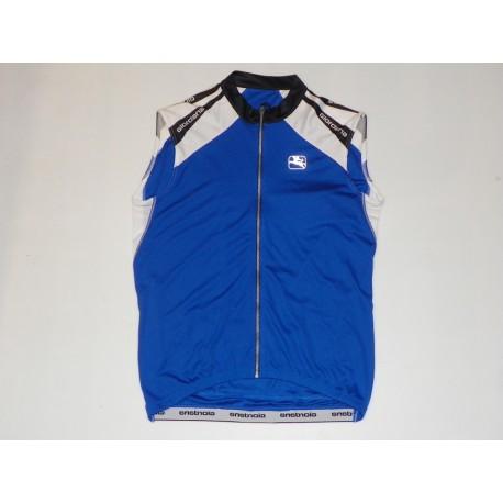 Cyklistický dres GIORDANA Tecnical Blend Silverline